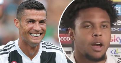 """""""Mi chiama Texas Boy"""": McKennie rivela la sua prima conversazione con Cristiano Ronaldo"""
