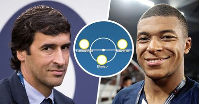 Mbappe in, Raul in charge: How Madrid could line up in El Clasico in 2025