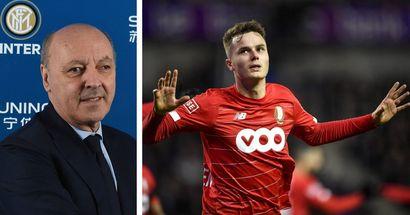 """""""Zinho vuole restare allo Standard Liegi"""": il padre di Vanheusden allontana l'ipotesi di un ritorno all'Inter"""