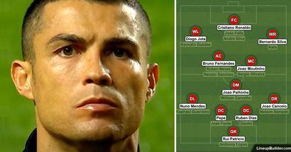 Portugal enthüllt den Euro 2020-Kader mit unglaublicher Tiefe und 6 Superstars