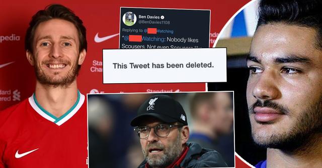 """""""F*** dich, Liverpool! Vorwärts, Chelsea!"""": 2 Liverpool-Neuzugänge löschen ihre alten kontroversen Tweets über LFC"""