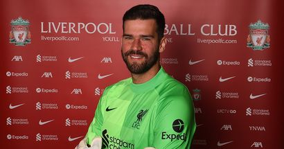 OFFICIAL: Alisson signs new long-term contract