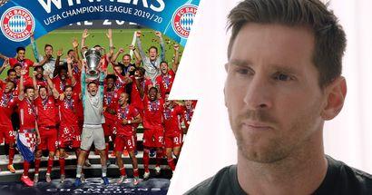 Bayern mit dabei, Barcelona fehlt: Leo Messi wählt seine Champions-League-Favoriten