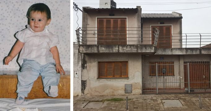 Abandoned but not forgotten: all about Leo Messi's childhood home