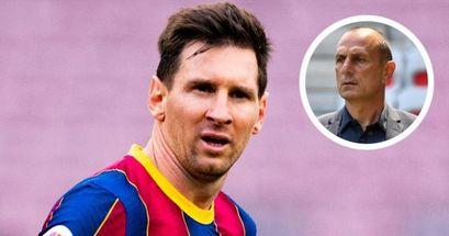 'Me la pone dura': el entrenador de la Ligue 1 sobre el posible traspaso de Messi a Francia