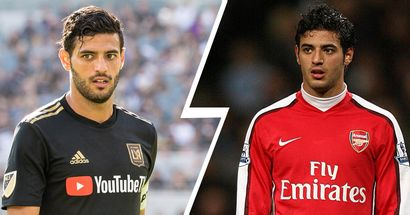 Carlos Vela names one person who helped him settle in London when he joined Arsenal