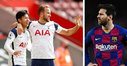 Leo Messi sigue detrás del letal dúo del Tottenham entre los mejores finalizadores de Europa