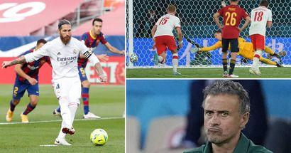 Les fans pensent que l'Espagne aurait pu battre la Pologne si Ramos avait été appelé