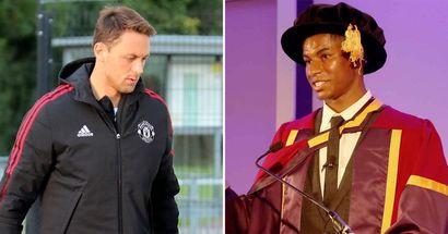 Rashford named among 10 most powerful black Britons & 3 more latest under-radar stories at Man United