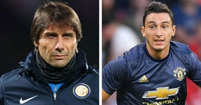 Antonio Conte🤝United rejects: Inter Milan sign their 4th ex-United player as reactions write themselves