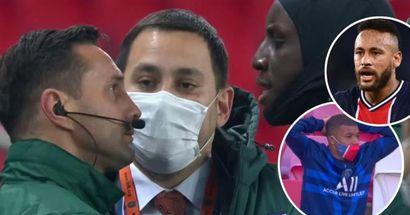 La UEFA ha deciso, 'NESSUN CASO di razzismo' nella partita PSG-Istanbul Basaksehir