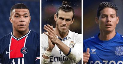 Bale, Mbappé y más: resumen del mercado del Real Madrid con índices de probabilidad