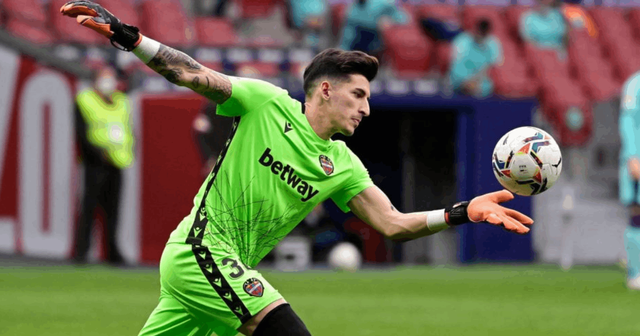 Levante goalkeeper: I want Real Madrid to win La Liga