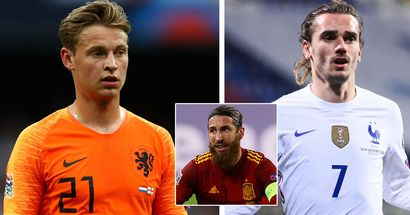 Barca is La Liga team with most players at 2020 Euros as 9 Blaugranas get called up