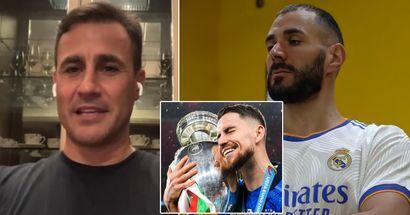 Cannavaro, exdefensor del Real Madrid, explica por qué Karim Benzema no ganará el Balón de Oro