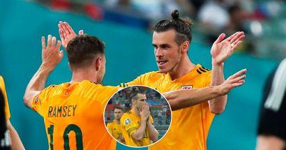 Bale es elegido el mejor jugador del partido pese a fallar un penalti en el duelo entre Gales y Turquía