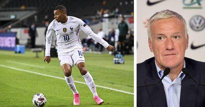 """💬 """"Il est sous contrat avec le PSG"""", Deschamps s'exprime sur l'avenir d'Mbappé"""