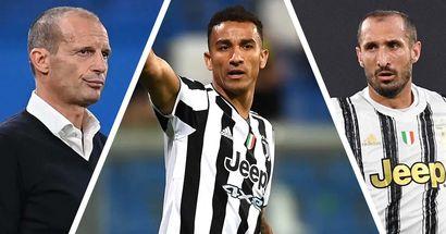 """""""Mi identifico nella Juventus"""", Danilo sottolinea il legame con i bianconeri ed esalta Chiellini e Allegri"""