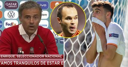 Luis Enrique: 'No one has ever done what Pedri did, not even Andres Iniesta'