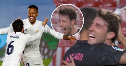 Odriozola & 3 more resurgent players who deserve to stay at Madrid next season