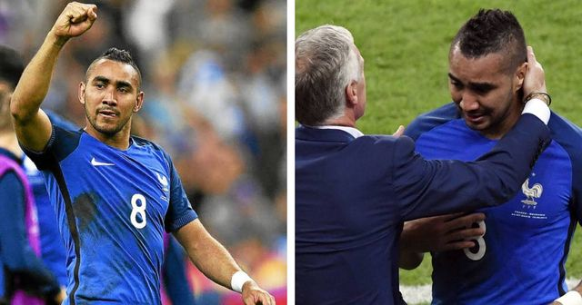 """""""J'ai lâché toute cette pression"""", Payet explique pourquoi il est sorti en larmes après son but victorieux lors du match d'ouverture de l'Euro 2016"""