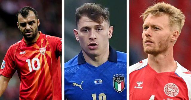 La Top-10 dei giocatori più tifati dai tifosi del Milan a EURO 2020