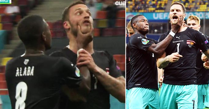 Marco Arnautovic after repordedly saying 'I'm f * * * * * * your Albanian mother': 'I'm not a racist'