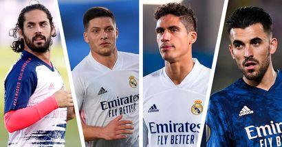 El plan de Madrid para ingresar 160 millones: revelado el precio de 7 jugadores