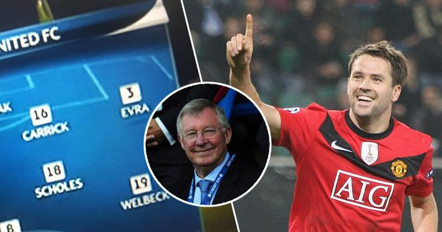 Throwback to United's win over Wolfsburg in 2009 when Sir Alex defeated Germans with just one fit defender