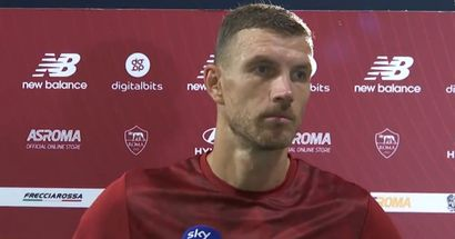 """Dzeko mette a tacere i rumours di mercato: """"Penso solo alla Roma e nient'altro"""""""