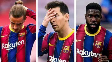 Noticia crucial sobre Messi, posible salida de Griezmann, nuevo fichaje: último resumen de fichajes del Barça con índices de probabilidad