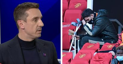Gary Neville explains why Maguire could miss entire Euro 2020 despite recovering from injury