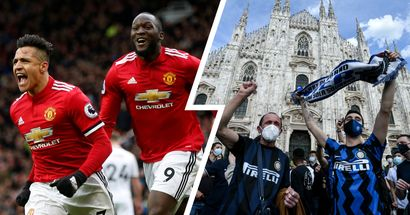 Sanchez, Lukaku and 2 other ex-Man United players crowned Serie A winners with Inter