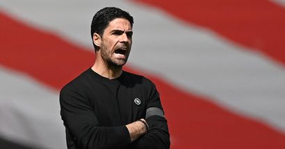 'If you're still backing Arteta, you are an enemy of the club': Arsenal fans in disbelief over Man City horror show
