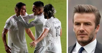 David Beckham's Inter Miami finally wins first MLS game in history... after 8 straight defeats