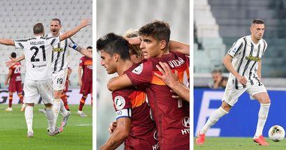 La Juve con Higuain illude nei primi minuti, poi Kalinic e Perotti la puniscono: il match riassunto in 5 punti chiave