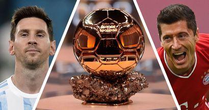 Balón de Oro 2021: las probabilidades de Messi de ganar el premio esta año