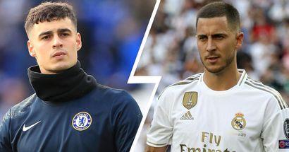 "Kepa Arrizabalaga: ""Nous n'avons pas encore vu le meilleur de Hazard en Liga"""