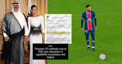 Il reale valore del contratto di Neymar con il PSG è stato rivelato, il brasiliano è costato una fortuna