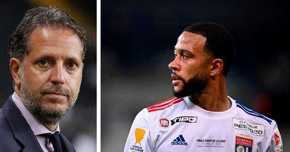 """""""Deciderò io stesso la mia prossima squadra"""": Depay pensa al futuro, la Juve è alla finestra"""