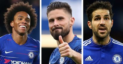 Cesc, Willian & 5 more players who were happier at Chelsea than at Arsenal