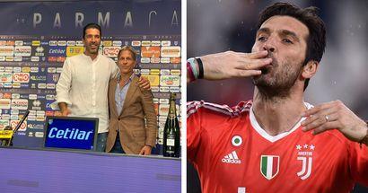 """""""Ecco perchè ho scelto Parma"""": le prime di Buffon da ex-Juve sono un mix di ricordi ed emozioni"""