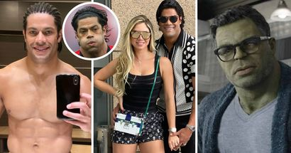 Hulk loses 5kg per game due to sweating, claims Atletico Mineiro's physio