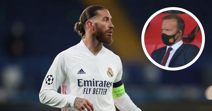 Daily Mail: Man United remain unhappy with Ramos, believe they were used by Spaniard in the past