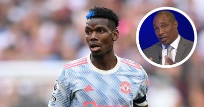 'It's their own fault!': Paul Ince slams Man United over Pogba contract uncertainty