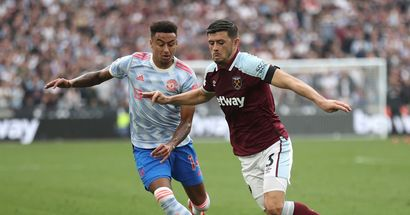 Man United 0-1 West Ham: LIVE updates, reactions, stats, ratings