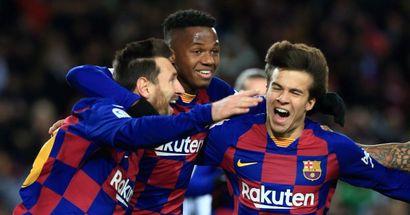 """""""Notre équipe première doit provenir de La Masia"""" selon le directeur du football des jeunes de Barcelone, Xavi Vilajoana"""