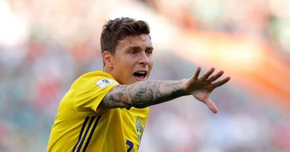 Victor Lindelof withdraws from Sweden squad for 'personal reasons'