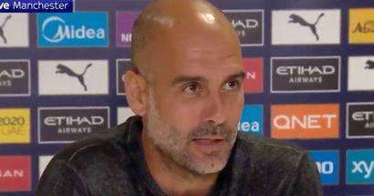 """""""Quand les gens ne seront pas contents de moi, je partirai"""": Pep Guardiola menace de quitter Man City"""