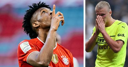 Bericht: Kingsley Coman ist einer der 3 Bundesliga-Stars, die auf dem Radar von Manchester United sind (Zuverlässigkeit: 4 Sterne)